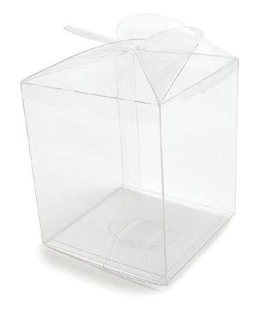 (Confectionery House Clear Candy Apple Box)