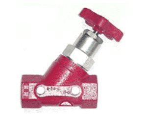 """Continental 1-1/4"""" Globe Valve (A-2525-H) from Continental"""
