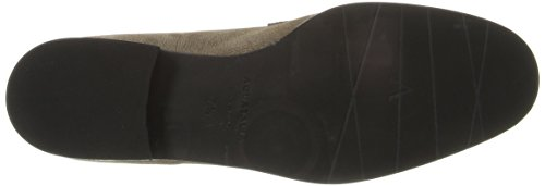 Sharon Suede Women's Taupe On Pebbled Loafer Slip Aquatalia 75UWtq6wq