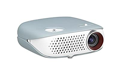 LG Electronics PW800 Minibeam Projector with Built-In TV Tuner and Wireless Screen Share