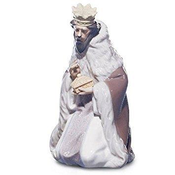 - Lladro King Gaspar Figurine