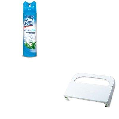 KITBWKKD100RAC76938EA - Value Kit - Boardwalk Wall-Mount Toilet Seat Cover Dispenser (BWKKD100) and Neutra Air Fresh Scent (RAC76938EA)
