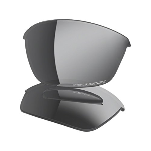 Oakley Half Jacket 2.0 Replacement Lens Grey Polar, One - Replacement Jacket Lenses Oakley Half
