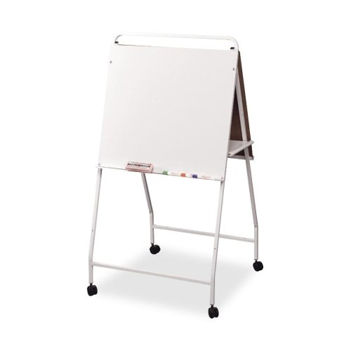 Balt Double-Sided Eco Easel with Wheels