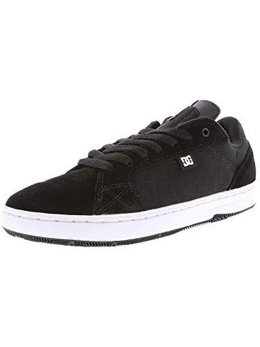 Skateboarding Men's Black Dc White Astor Shoe SExTHB4