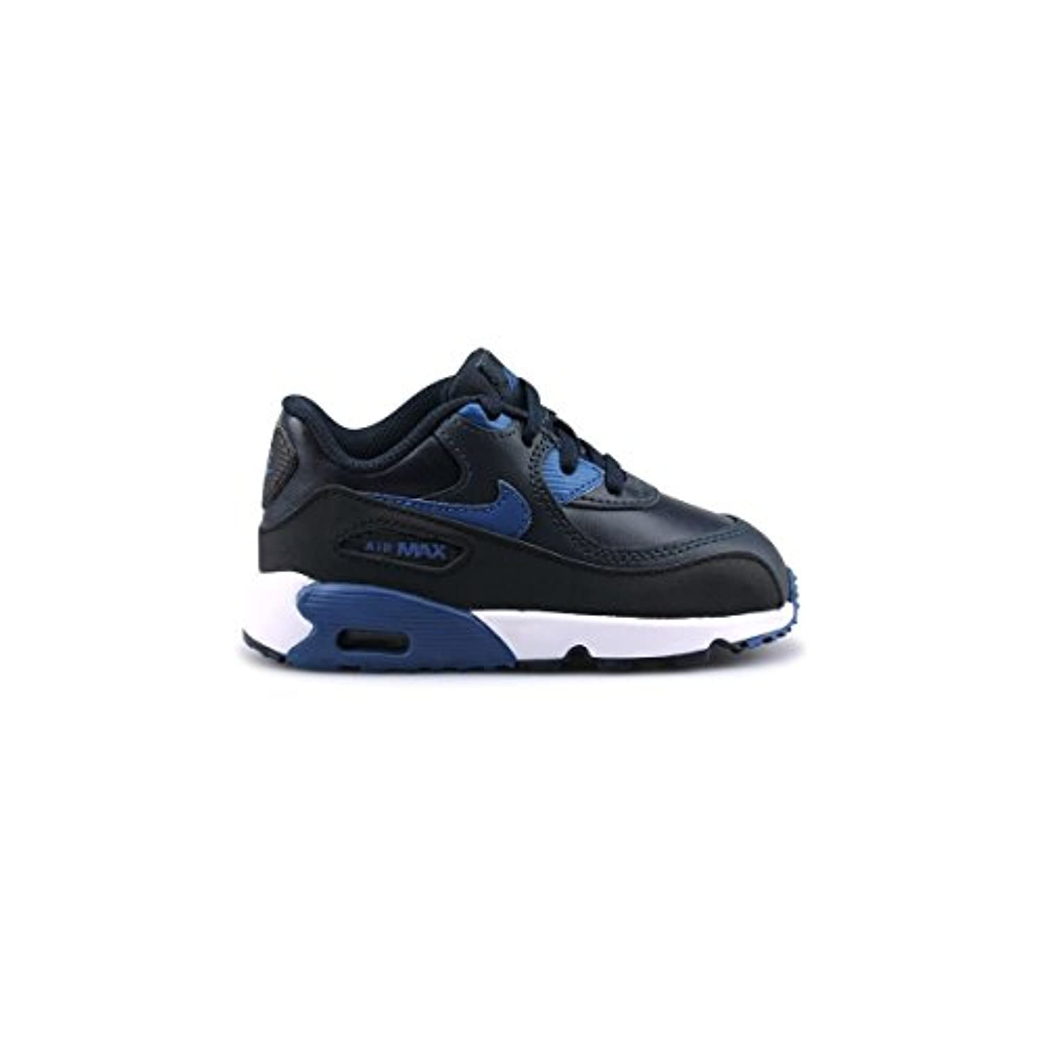 Infant's NIKE Air Max 90 Leather Trainers (UK 3.5 CHILD)