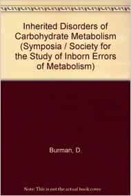 disorders of carbohydrate metabolism pdf