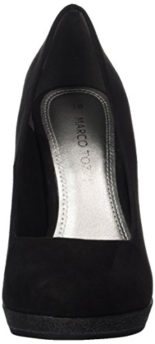 Comb Femme 098 22441 Escarpins Noir Tozzi Bleu Black Marco t0Z1wqO
