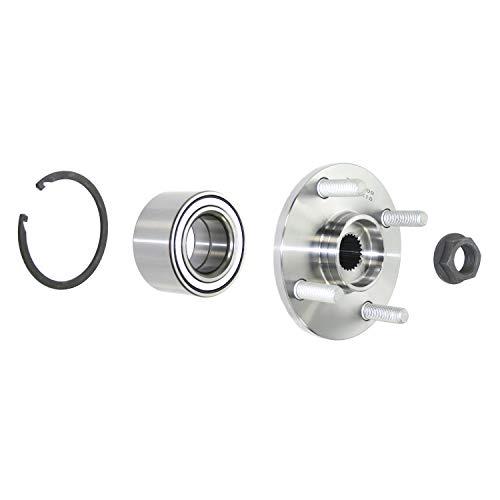 (DuraGo 29596016 Front Wheel Hub Kit)