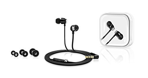Sennheiser CX 3.00 Black In-Ear Headphone