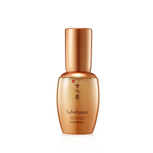 Amore Pacific Sulwhasoo Capsulized Ginseng Fortifying Serum 35ml 2015 New Version