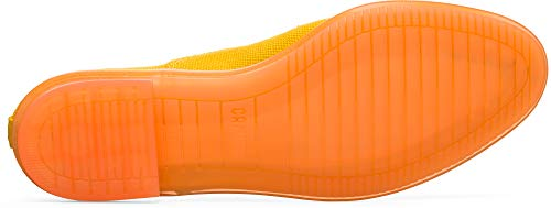 Casi 001 Chaussures Jazz K200565 Femme Camper Casual Jaune qtxdOWtS