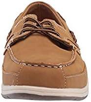 メンズスリッポン・ボートシューズ・靴 Mitch Boat Shoe Light Tan 29.5cm M (D) [並行輸入品]