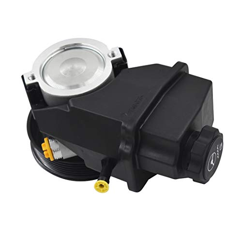 Power Steering Pump w/Pulley for 06-11 Chevrolet Impala Monte Carlo ()