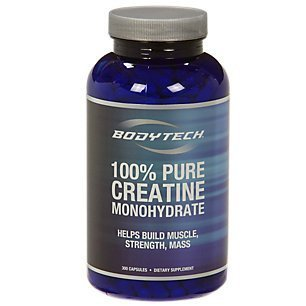 100% Pure Creatine Monohydrate by Vitamin Shoppe