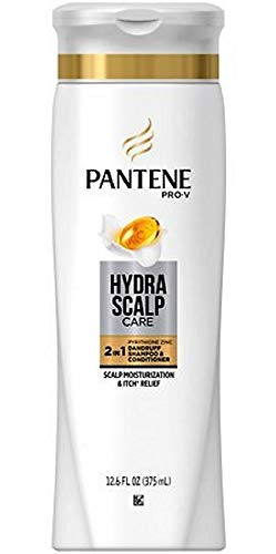 Pantene Pro-V Hydra Scalp Care 2 In 1 Dandruff Shampoo & Conditioner - 12.6 oz
