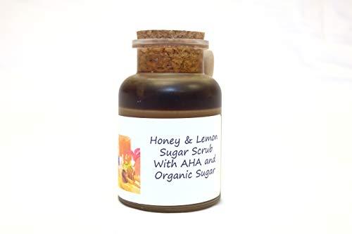 Honey & Lemon Sugar Scrub