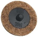 3M Scotch-Brite 914S Non-Woven Sanding Disc Set - Coarse, Medium, Very Fine, Super Fine Grade(s) Included - 4 in Dia Included - 08707 [PRICE is per PACK]