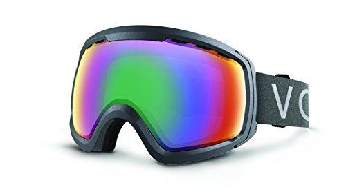 VonZipper Feenom N.L.S. Goggles, Metallic Platinum/True - Von Feenom Lenses Zipper
