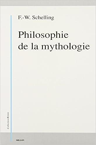 Livres gratuits en ligne Philosophie de la mythologie pdf, epub