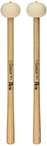 - Vic Firth Corpsmaster Bass Mallet -- Large Head Hard