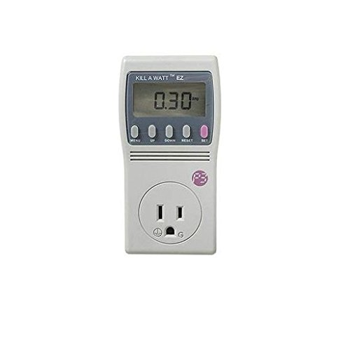 (P3 P4460 Kill A Watt Ez - Outlet Energy Usage Monitor Electronics Computers Accessories)