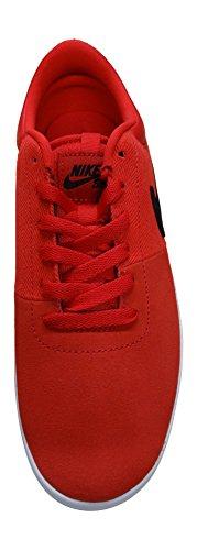 Nike Rabona Lr, Zapatillas de Deporte Para Hombre Rojo (Rojo (University Red / Black-White))