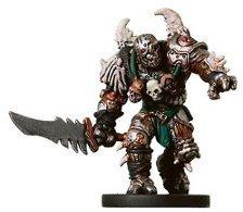 D & D Minis: Warforged Barbarian # 24 - War Drums