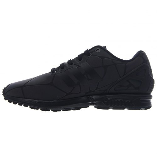 4d634d58a9918 ... amazon adidas mens originals zx flux xeno 3m reflective running shoes  core 3789c f881f