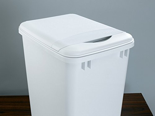 Rev-A-Shelf - RV-35-LID-1-35 Qt. White Waste Container Lid