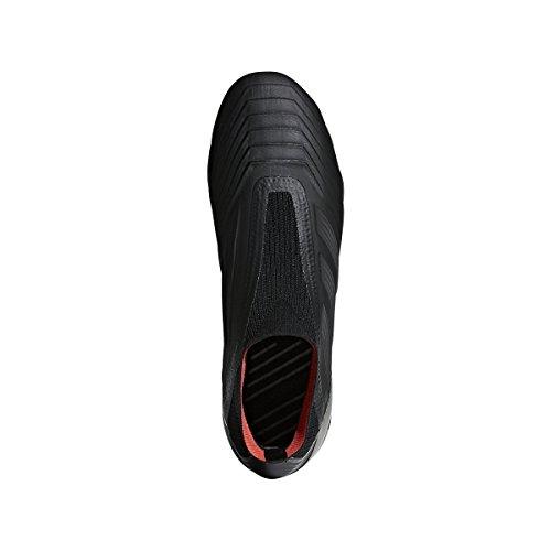 Adidas Predator Mens 18+ Fg Nucleo Tacchetto Calcio In Bianco Nero Nucleo Vero Corallo / /
