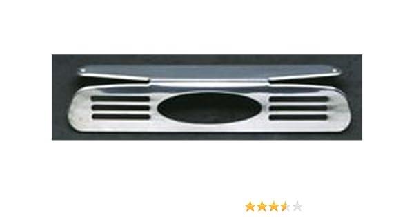 All Sales 94012P Polished Billet Aluminum Third Brake Light Cover