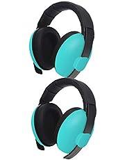 MagiDeal Gürültü Azaltma Güvenlik Kulak Muffları, Kulak Koruyucu, Ayarlanabilir Kafa Bandı, Çocuklar ve Yetişkinler için Gürültü Engelleyici Kulaklıklar