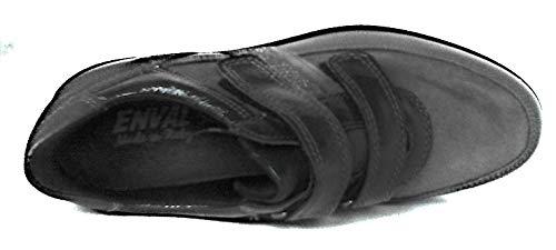 Enval Donna Doppio 40 Numero Scarpa Con Soft Strappo FxZPwqFH