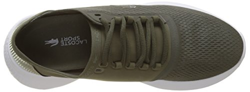1 Verde khk Spm Sneaker Lacoste wht Lt Uomo Fit 255 318 wU8T80Itq
