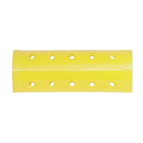 Diane Magnetic Hair Rollers, Yellow, 15/16 - Magnetic Diane Roller