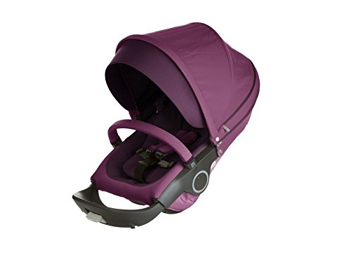 StokkeStroller Seat Textile Set, Purple by Stokke