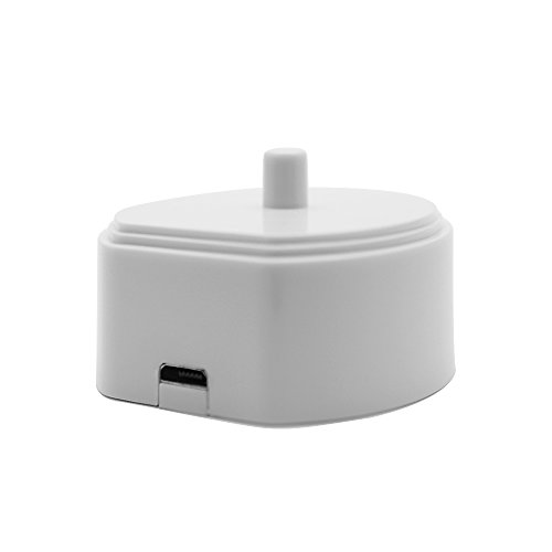 Genkent New Electric Toothbrush Replacement Charger For Philips Sonicare (White)
