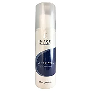Image Skincare Clear Cell Salicylic Gel Cleanser, 6 Ounce