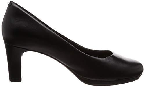 Femmes Motion Rockport Leah Eu Noir Chaussures 37 Total 7p8qw6