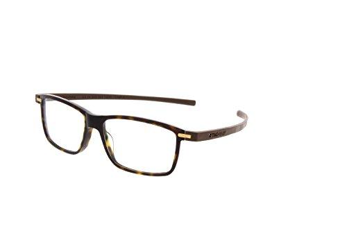 Tag Heuer Designer Optical Eyeglasses TH3951-003 in Tortoise 53mm DEMO LENS