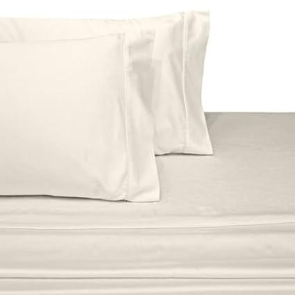 Ultra Soft U0026 Exquisitely Smooth Genuine 100% Plush Cotton Crisp Percale  Sheets, 18u0026quot;