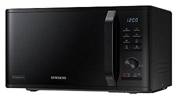 Samsung Horno Microondas grill mg23 K3515ck a Independiente rápida Defrost Capacidad 23 lt