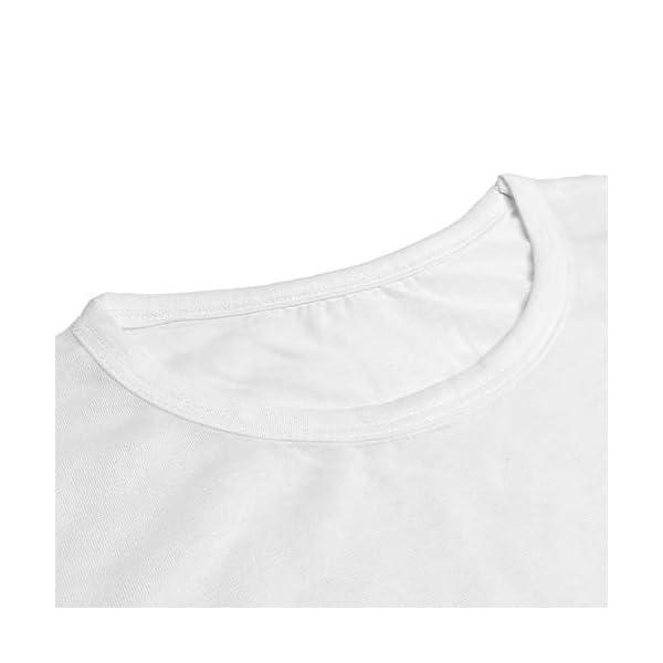 LolaPix Camiseta Unisex poliéster Personalizada con tu Foto, diseño o Texto. Tacto Algodón, Original y Exclusivo… 4