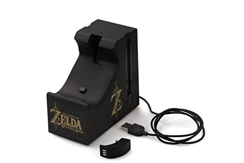 PowerA Pro Controller and Joy-Con Charging Dock for Nintendo Switch - Zelda - Nintendo Switch