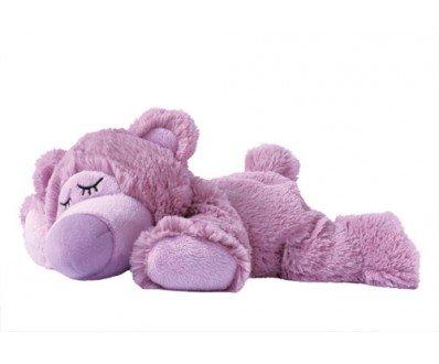 Beddy Bear Sleepy Bear - Bolsa de agua caliente de peluche para ...