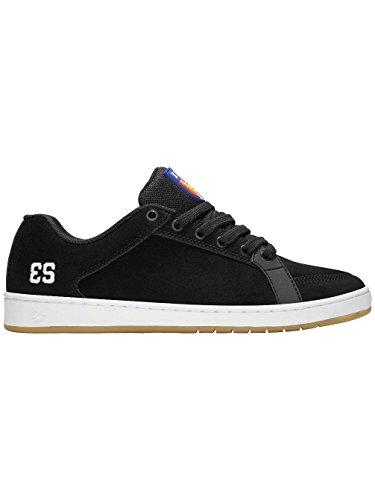 ES zapatos sal–negro y blanco Negro