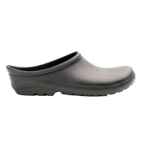 Sloggers 260BK08 Womens Premium Clog, Black, Size 8