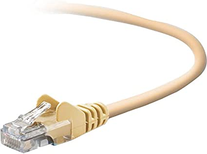 Belkin Components 1ft CAT5E Gray Patch Cord