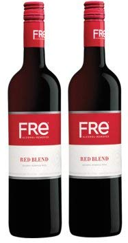 - Sutter Home Fre Premium Red Blend Non-alcoholic Wine Two-Pack